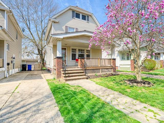 3424 W 122nd Street, Cleveland, OH 44111 (MLS #4269310) :: The Art of Real Estate