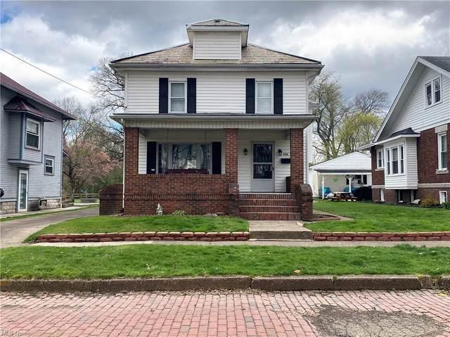 1314 Oak Avenue, Coshocton, OH 43812 (MLS #4269328) :: Select Properties Realty