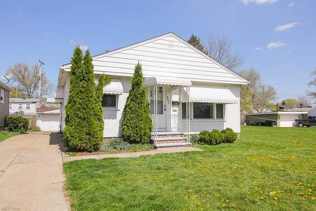 5802 Haverhill Avenue, Parma, OH 44129 (MLS #4269340) :: The Crockett Team, Howard Hanna