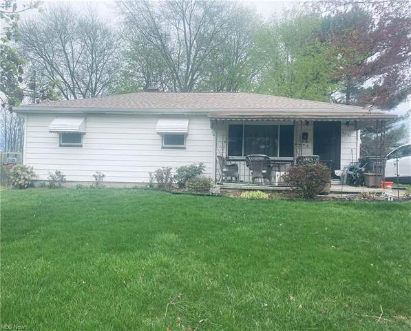675 N Hazelwood Avenue, Youngstown, OH 44509 (MLS #4269411) :: The Art of Real Estate
