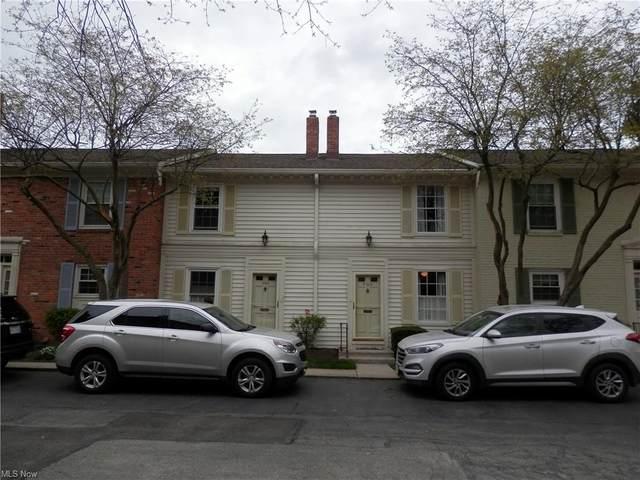 705 Trevitt Circle #70, Euclid, OH 44143 (MLS #4269436) :: Keller Williams Legacy Group Realty