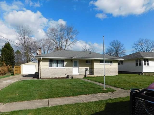 511 Rebecca Avenue, Hubbard, OH 44425 (MLS #4269448) :: RE/MAX Edge Realty