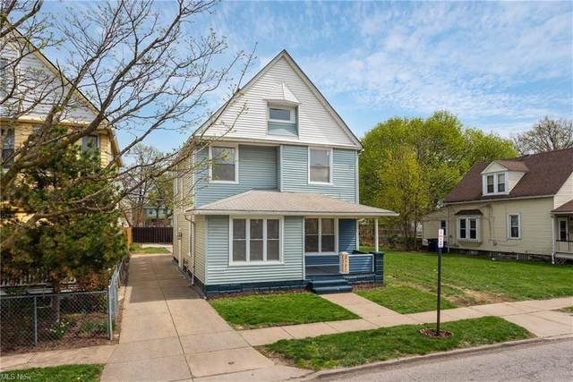 3127 W 84th Street, Cleveland, OH 44102 (MLS #4269480) :: Select Properties Realty