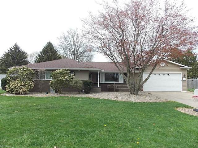 1065 Wall Road, Wadsworth, OH 44281 (MLS #4269482) :: Keller Williams Chervenic Realty