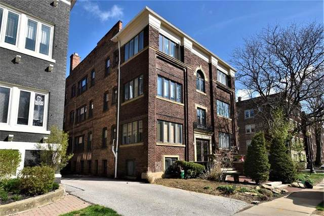 2725 Hampshire Road #5, Cleveland Heights, OH 44106 (MLS #4269489) :: RE/MAX Trends Realty