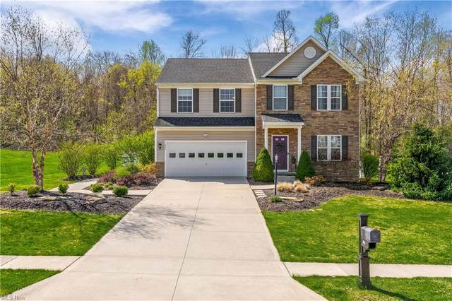 1462 Stoney Pointe Drive, North Canton, OH 44720 (MLS #4269516) :: RE/MAX Edge Realty