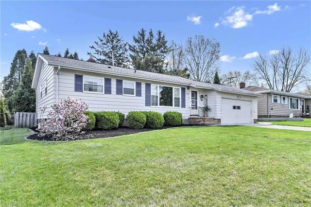 4005 W 213 Street, Fairview Park, OH 44126 (MLS #4269524) :: The Art of Real Estate