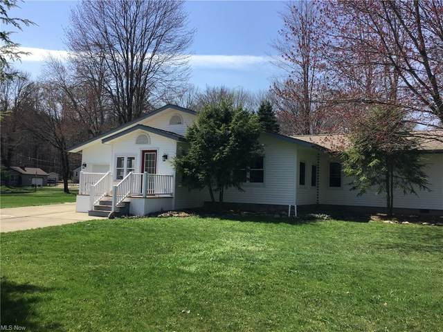 6937 South Boulevard, Andover, OH 44003 (MLS #4269639) :: Keller Williams Chervenic Realty