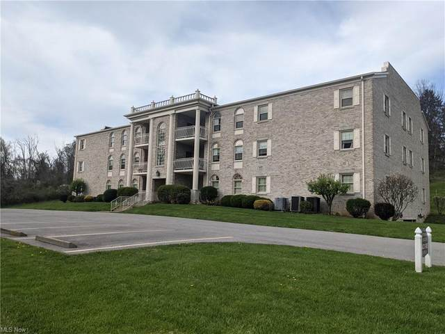 1 Westwood Drive #204, St. Clairsville, OH 43950 (MLS #4269640) :: The Crockett Team, Howard Hanna