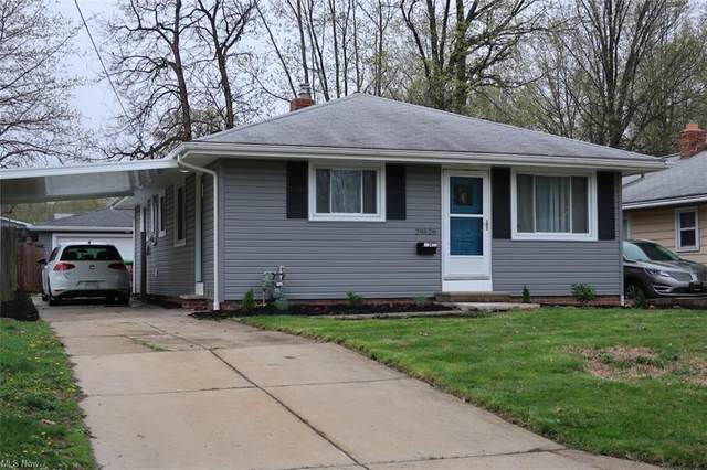 29528 Catawba Street, Wickliffe, OH 44092 (MLS #4269657) :: Keller Williams Chervenic Realty