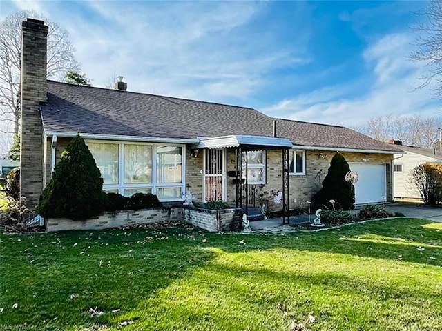 611 Buckwalter Drive SW, Massillon, OH 44646 (MLS #4269734) :: Keller Williams Legacy Group Realty