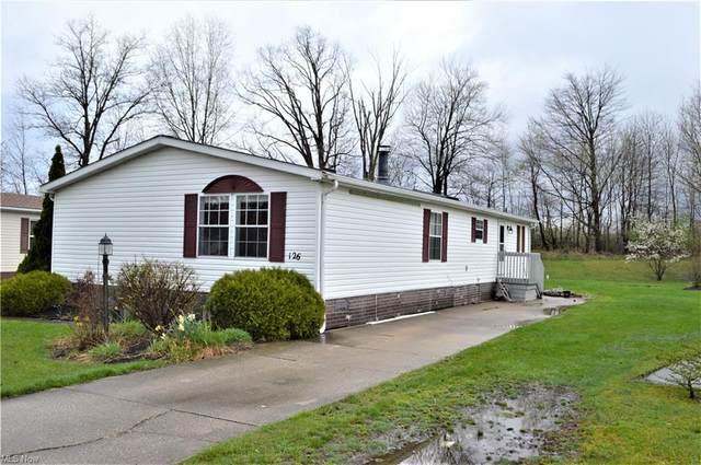 126 Highland Drive, Hiram, OH 44234 (MLS #4269735) :: Keller Williams Chervenic Realty