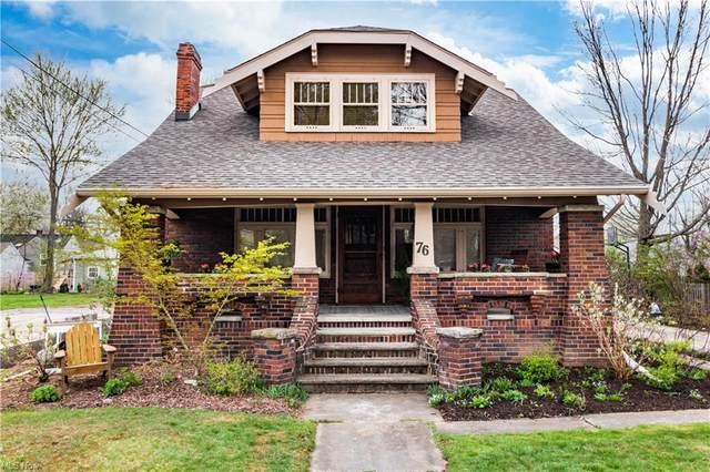 76 Harnagy Street, Berea, OH 44017 (MLS #4269790) :: Keller Williams Chervenic Realty