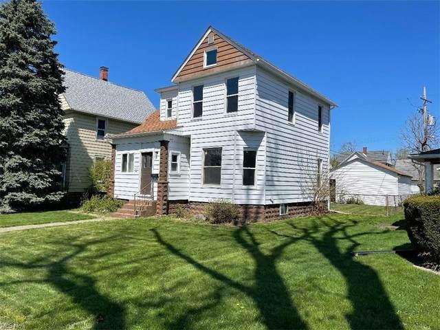 1629 E 47th Street, Ashtabula, OH 44004 (MLS #4269819) :: The Art of Real Estate