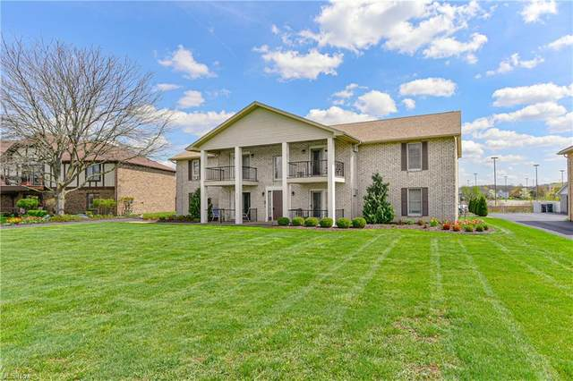 858 Pearson Circle #4, Youngstown, OH 44512 (MLS #4269843) :: The Holly Ritchie Team