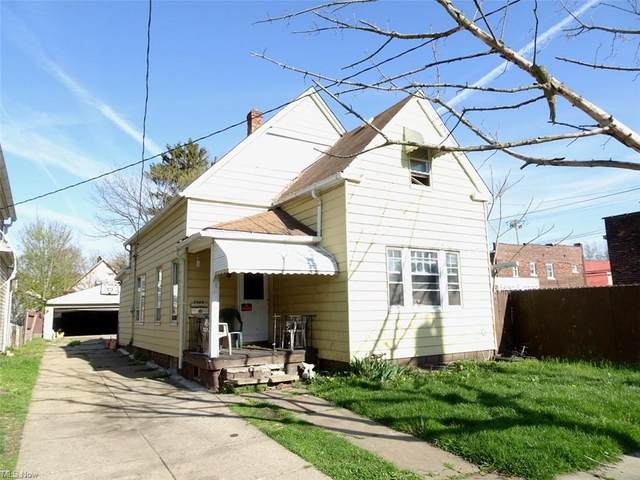 3343 W 61st Street, Cleveland, OH 44102 (MLS #4269856) :: Krch Realty