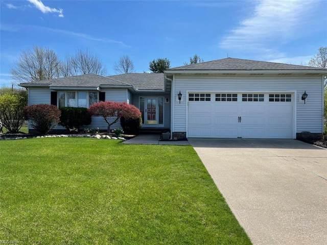 7735 Royalview Drive, Parma, OH 44129 (MLS #4269885) :: Keller Williams Chervenic Realty