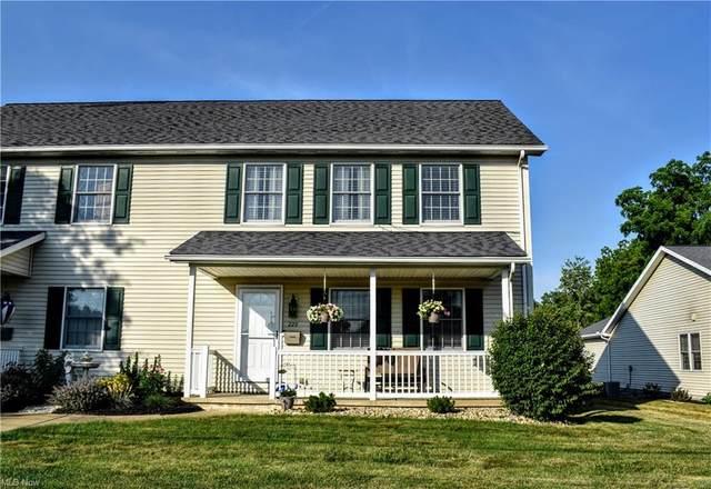 229 Chestnut Street, Leetonia, OH 44431 (MLS #4269891) :: Keller Williams Chervenic Realty