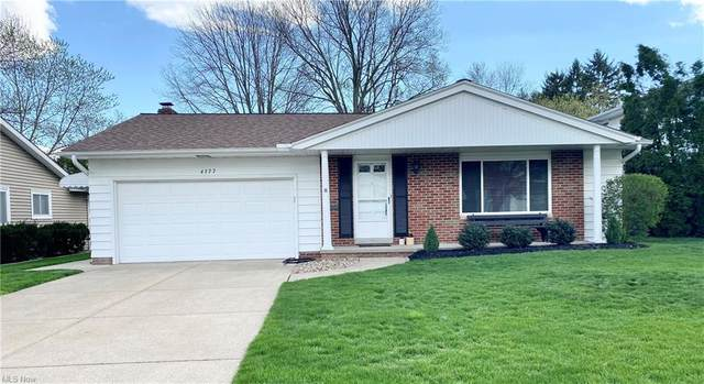 4377 W 202nd Street, Fairview Park, OH 44126 (MLS #4269909) :: The Kaszyca Team