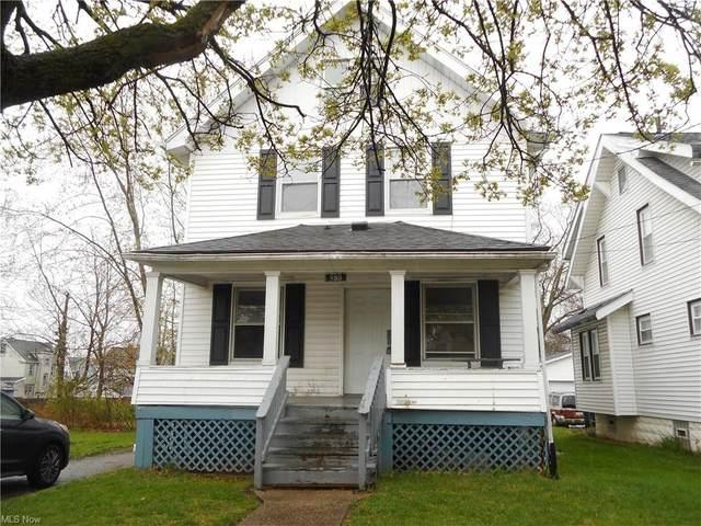980 Pardee Avenue, Akron, OH 44306 (MLS #4269910) :: Keller Williams Chervenic Realty