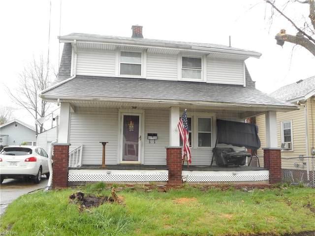 1129 Barton Place NE, Canton, OH 44705 (MLS #4269944) :: Keller Williams Legacy Group Realty