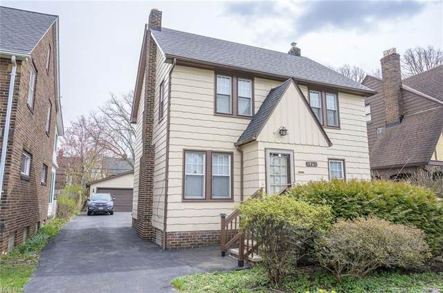 1961 Staunton Road, Cleveland Heights, OH 44118 (MLS #4269960) :: RE/MAX Edge Realty