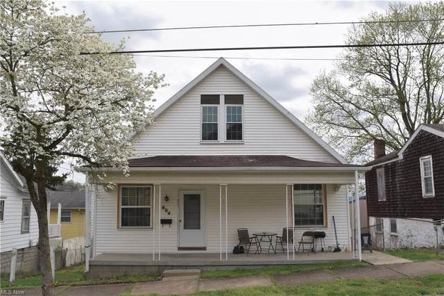 604 Vine Street, Martins Ferry, OH 43935 (MLS #4269970) :: RE/MAX Edge Realty