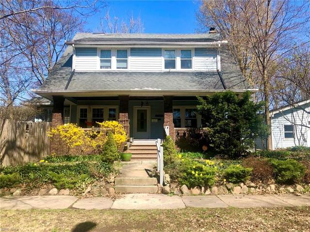 3217 E Scarborough Road, Cleveland Heights, OH 44118 (MLS #4269980) :: The Crockett Team, Howard Hanna