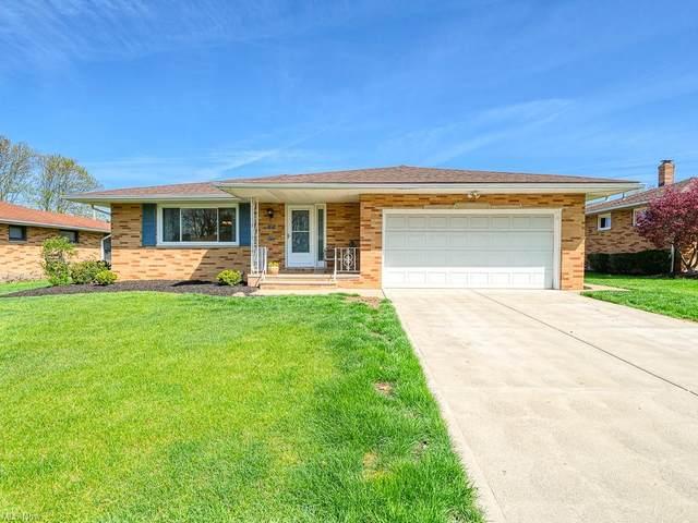 7278 Barton Hill Drive, Parma, OH 44129 (MLS #4270007) :: Keller Williams Chervenic Realty