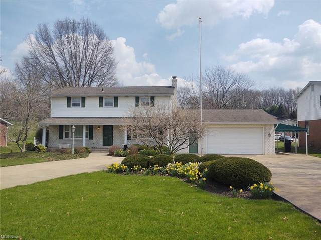 3994 Brunnerdale Avenue NW, Canton, OH 44718 (MLS #4270026) :: Keller Williams Legacy Group Realty