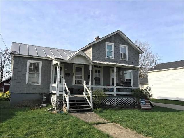 138 Dewolf Street, Wellington, OH 44090 (MLS #4270033) :: Keller Williams Chervenic Realty