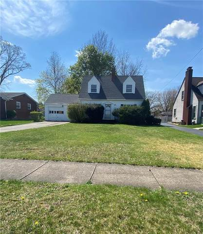 79 Woodview Avenue, Youngstown, OH 44512 (MLS #4270046) :: Keller Williams Chervenic Realty