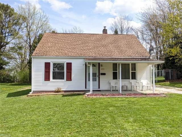 455 N Schenley Avenue, Youngstown, OH 44509 (MLS #4270049) :: The Kaszyca Team