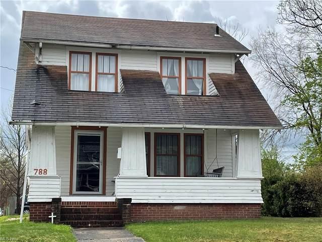 788 Chester Avenue, Akron, OH 44314 (MLS #4270078) :: Keller Williams Chervenic Realty