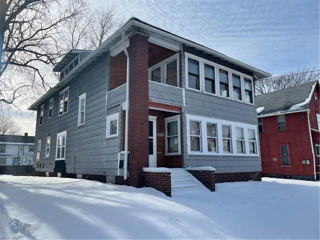 1112 Hoover Place NW, Canton, OH 44703 (MLS #4270094) :: Keller Williams Legacy Group Realty