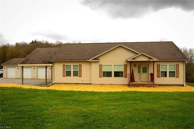 5162 Factor Road SW, Sherrodsville, OH 44675 (MLS #4270100) :: The Holden Agency