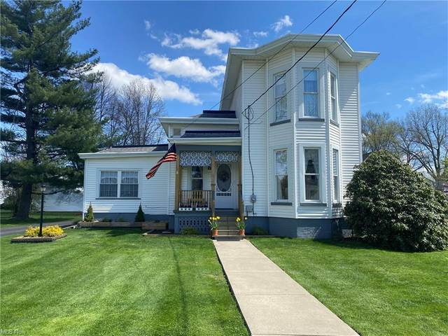 265 S Main Street, Andover, OH 44003 (MLS #4270113) :: Keller Williams Chervenic Realty