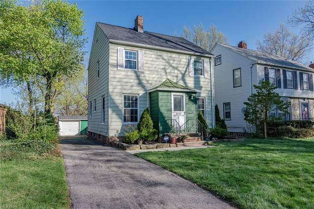 3911 Orchard Road, Cleveland Heights, OH 44121 (MLS #4270116) :: RE/MAX Trends Realty