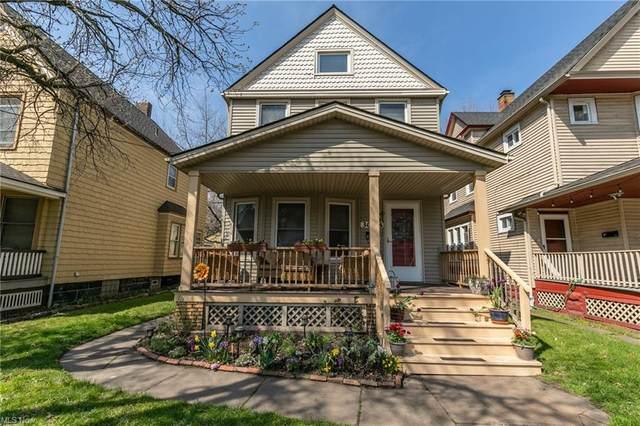 3008 W 12 Street, Cleveland, OH 44113 (MLS #4270124) :: Keller Williams Chervenic Realty