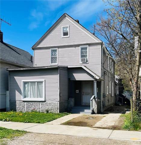 3332 Walton Avenue, Cleveland, OH 44113 (MLS #4270147) :: Keller Williams Chervenic Realty