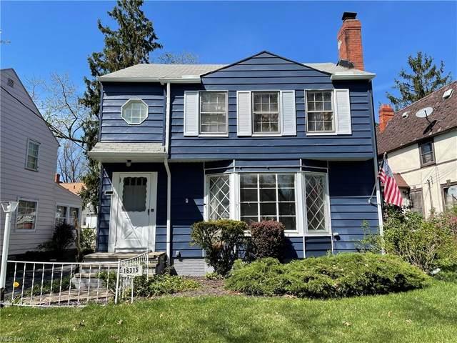 16315 Stockbridge Avenue, Cleveland, OH 44128 (MLS #4270157) :: Select Properties Realty