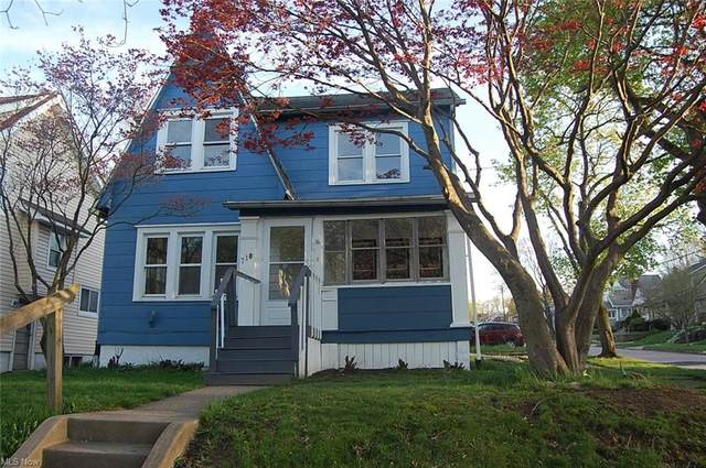 710 Lakemont Avenue, Akron, OH 44314 (MLS #4270161) :: Keller Williams Chervenic Realty