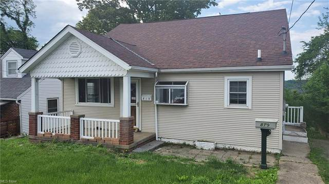 819 Buena Vista Boulevard, Steubenville, OH 43952 (MLS #4270165) :: TG Real Estate
