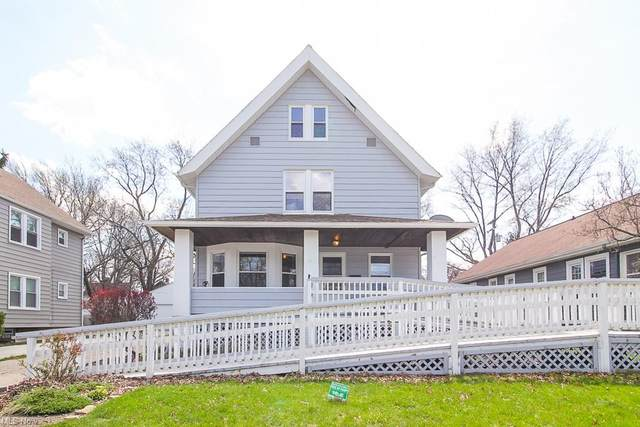 14771 Athens Avenue, Lakewood, OH 44107 (MLS #4270184) :: Select Properties Realty