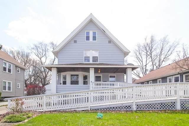 14771 Athens Avenue, Lakewood, OH 44107 (MLS #4270184) :: Keller Williams Chervenic Realty