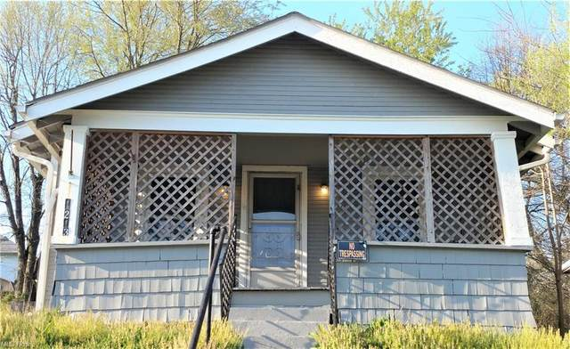 1213 Elm Street, Cambridge, OH 43725 (MLS #4270204) :: Select Properties Realty