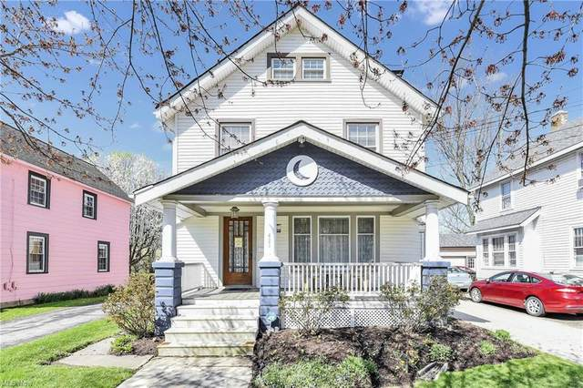 421 Front Street, Berea, OH 44017 (MLS #4270205) :: RE/MAX Edge Realty
