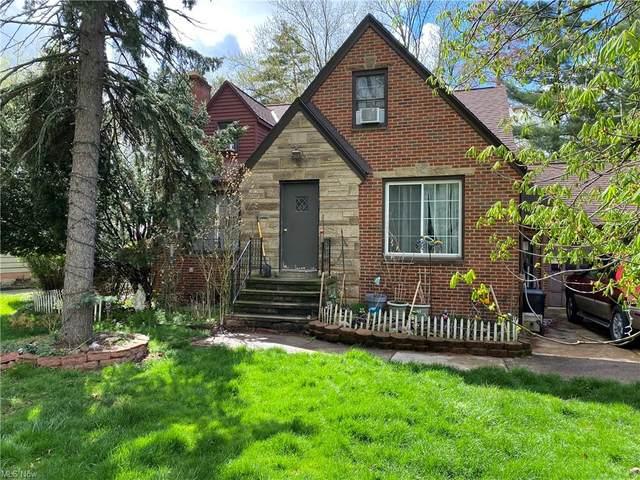 6760 York Road, Parma, OH 44130 (MLS #4270211) :: The Art of Real Estate