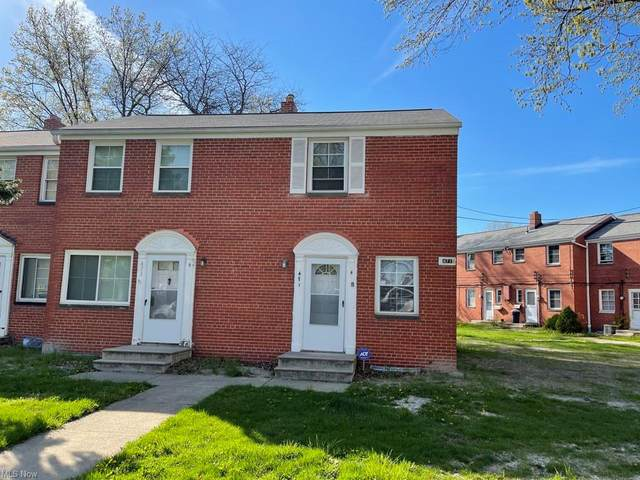 471 Clearview Drive A17, Euclid, OH 44123 (MLS #4270225) :: Keller Williams Legacy Group Realty