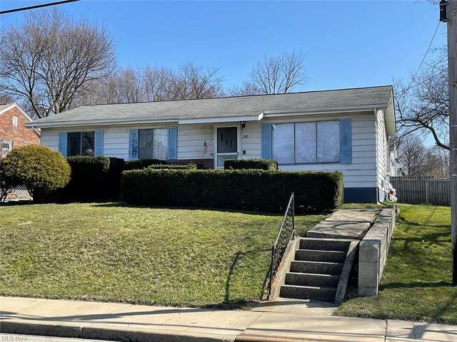 501 Darrow Road, Akron, OH 44305 (MLS #4270283) :: RE/MAX Trends Realty
